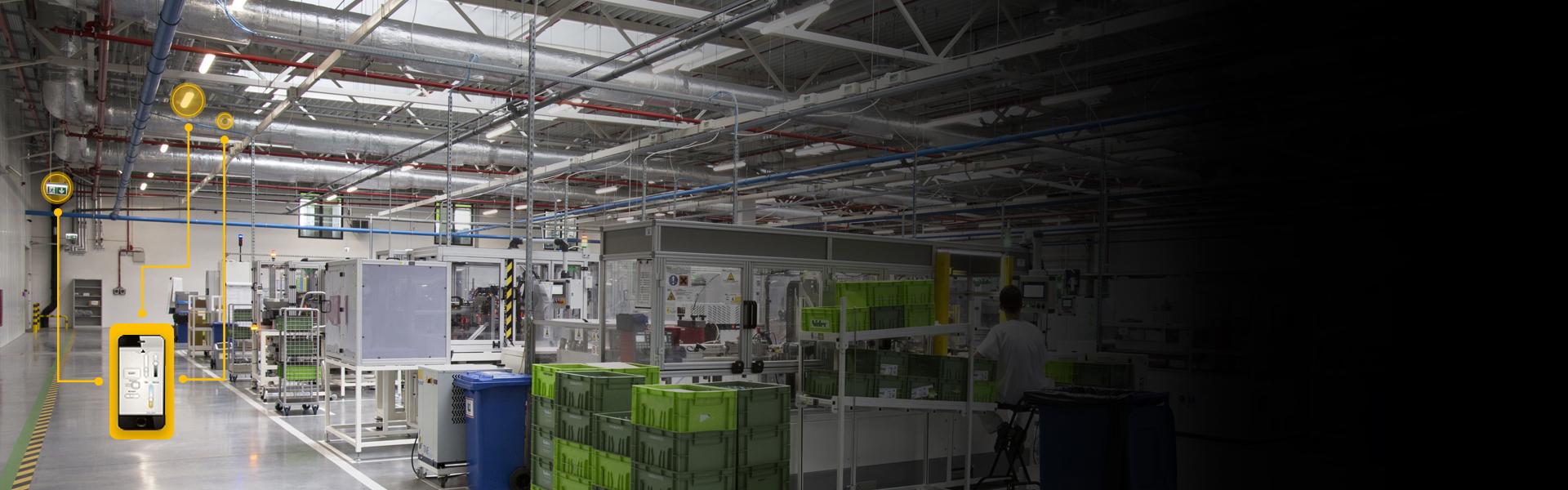 Inteligentne Systemy Zarządzania Oświetleniem